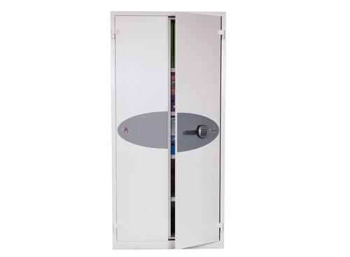 Phoenix Firechief FS1653E Size 3 Fire & S1 Security Safe with Electronic Lock by Phoenix, PSFS1653E