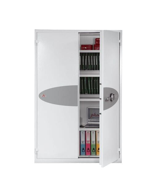 Phoenix Firechief FS1654E Size 4 Fire & S1 Security Safe with Electronic Lock by Phoenix, PSFS1654E