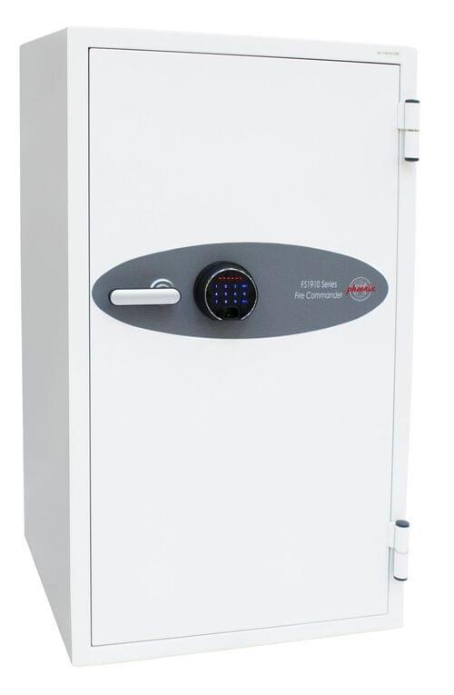 Phoenix Fire Commander FS1911F Size 1 Fire Safe with Fingerprint Lock by Phoenix, PSFS1911F