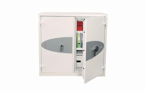 Phoenix Fire Commander Pro FS1921E Size 1 S2 Security Fire Safe with Electronic Lock by Phoenix, PSFS1921E