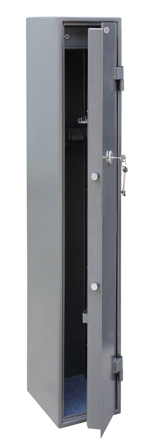 Phoenix Tucana GS8016K 5 Gun Safe with Internal Ammo Box and Key Lock by Phoenix, PSGS8016K