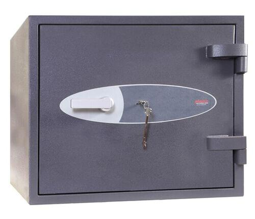 Phoenix Venus HS0652K Size 2 High Security Euro Grade 0 Safe with Key Lock by Phoenix, PSHS0652K