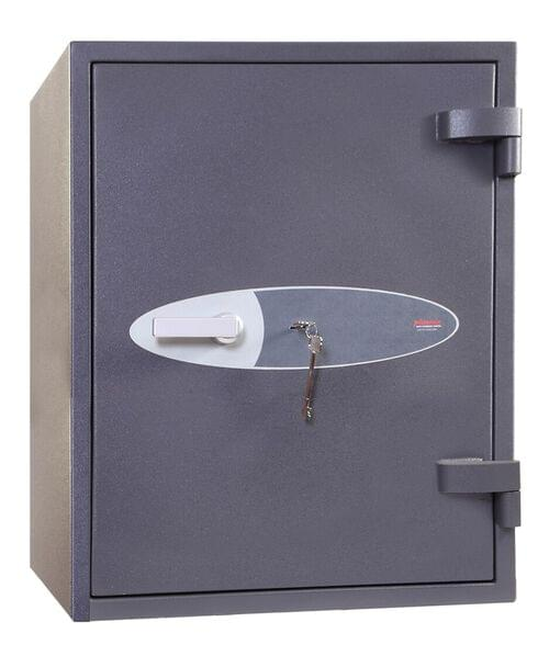 Phoenix Venus HS0654K Size 4 High Security Euro Grade 0 Safe with Key Lock