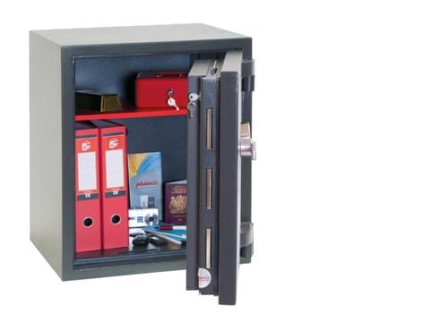 Phoenix Mercury HS2052E Size 2 High Security Euro Grade 2 Safe with Electronic Lock by Phoenix, PSHS2052E