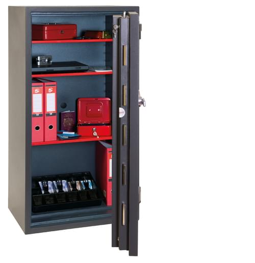 Phoenix Mercury HS2054E Size 4 High Security Euro Grade 2 Safe with Electronic Lock by Phoenix, PSHS2054E