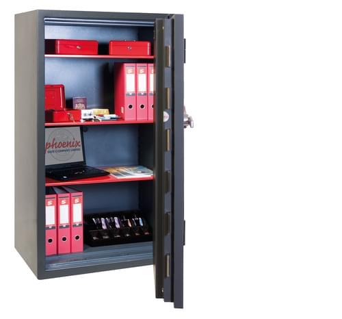 Phoenix Elara HS3555E Size 5 High Security Euro Grade 3 Safe with Electronic Lock by Phoenix, PSHS3555E