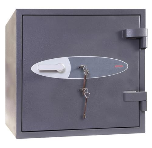 Phoenix Planet HS6071K Size 1 High Security Euro Grade 4 Safe with 2 Key Locks by Phoenix, PSHS6071K