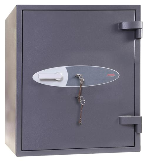 Phoenix Planet HS6072K Size 2 High Security Euro Grade 4 Safe with 2 Key Locks by Phoenix, PSHS6072K