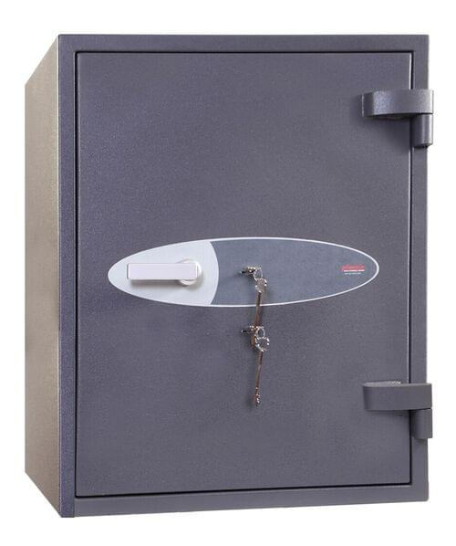 Phoenix Planet HS6073K Size 3 High Security Euro Grade 4 Safe with 2 Key Locks by Phoenix, PSHS6073K