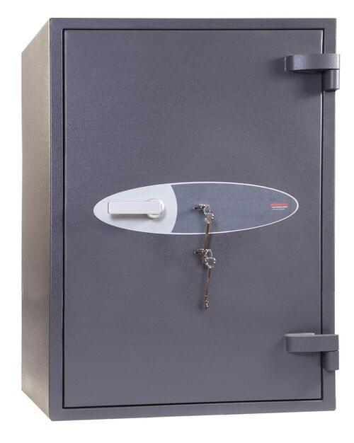 Phoenix Planet HS6076K Size 6 High Security Euro Grade 4 Safe with 2 Key Locks by Phoenix, PSHS6076K
