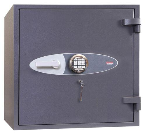 Phoenix Cosmos HS9071E Size 1 High Security Euro Grade 5 Safe with Electronic & Key Lock by Phoenix, PSHS9071E
