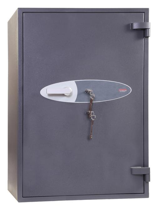 Phoenix Cosmos HS9073K Size 3 High Security Euro Grade 5 Safe with 2 Key Locks by Phoenix, PSHS9073K