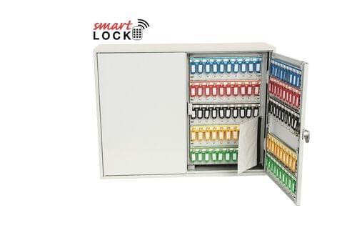 Phoenix Commercial Key Cabinet KC0607N 600 Hook with Net Code Electronic Lock. by Phoenix, PSKC0607N