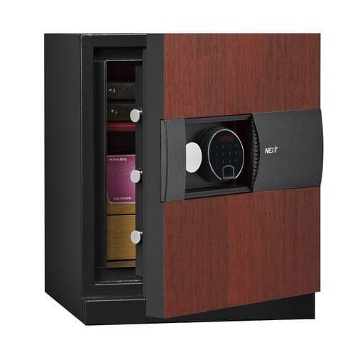 Phoenix Next LS7001FC Luxury Safe Size 1 (Cherry) with Fingerprint Lock