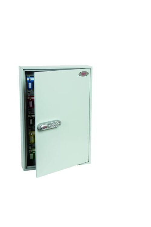 Phoenix KC Series 100 Hook Key Cabinet with Key Lock by Phoenix, SAF7899
