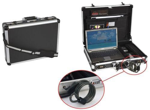 Phoenix Madrid SC0062CG Laptop Security Case with Combination Lock by Phoenix, PSSC0062CG
