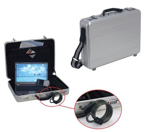 Phoenix Milano SC0071C Laptop Security Case with Combination Lock by Phoenix, PSSC0071C