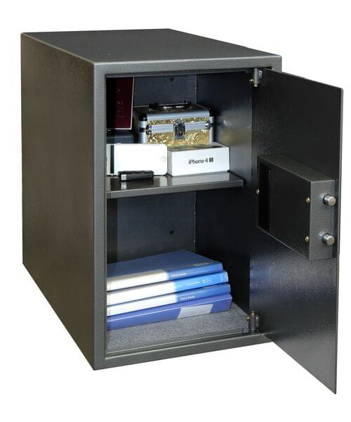 Phoenix Rhea SS0105E Size 5 Security Safe with Electronic Lock by Phoenix, PSSS0105E