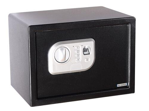 Phoenix Neso SS0201F Size 1 Security Safe with Fingerprint Lock by Phoenix, PSSS0201F