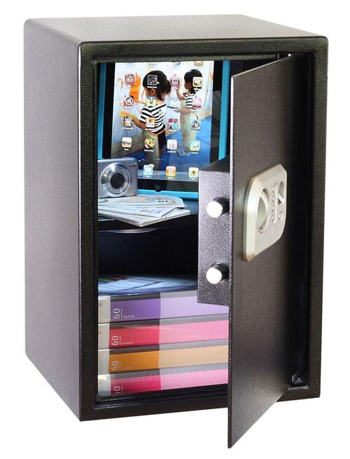 Phoenix Neso SS0203F Size 3 Security Safe with Fingerprint Lock by Phoenix, PSSS0203F