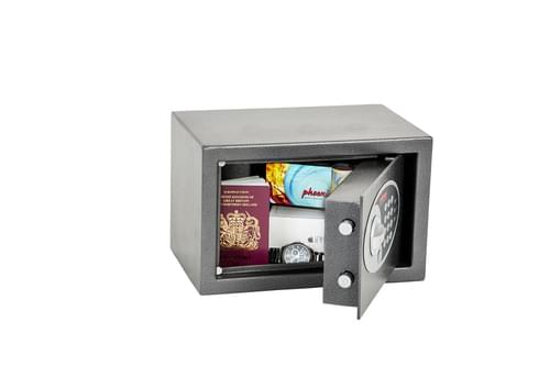 Phoenix Vela Home & Office SS0801E Size 1 Security Safe with Electronic Lock by Phoenix, PSSS0801E