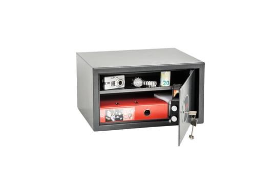Phoenix Vela Home & Office SS0803K Size 3 Security Safe with Key Lock by Phoenix, PSSS0803K