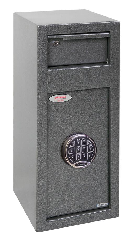 Phoenix SS0992ED Cashier Day Deposit Security Safe with Electronic Lock by Phoenix, PSSS0992ED