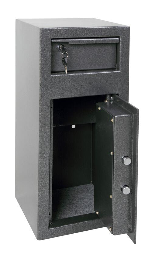 Phoenix SS0992KD Cashier Day Deposit Security Safe with Key Lock