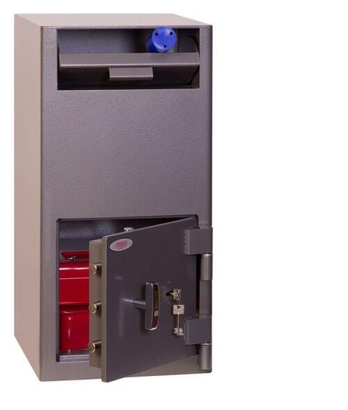 Phoenix Cash Deposit SS0997KD Size 2 Security Safe with Key Lock by Phoenix, PSSS0997KD