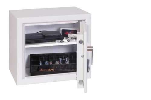 Phoenix SecurStore SS1161E Size 1 Security Safe with Electronic Lock by Phoenix, PSSS1161E