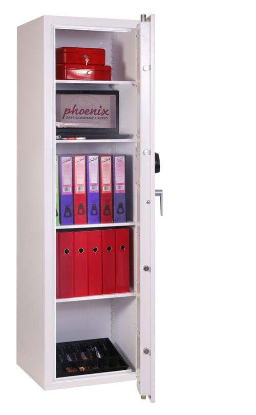 Phoenix SecurStore SS1164F Size 4 Security Safe with Fingerprint Lock by Phoenix, PSSS1164F