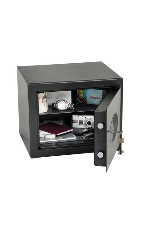 Phoenix Lynx SS1171K Size 1 Security Safe with Key Lock by Phoenix, PSSS1171K