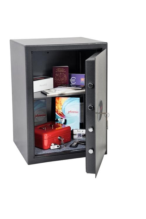 Phoenix Lynx SS1173K Size 3 Security Safe with Key Lock by Phoenix, PSSS1173K