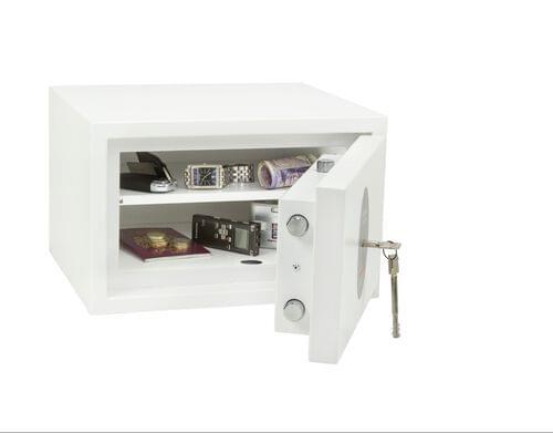 Phoenix Fortress SS1181K Size 1 S2 Security Safe with Key Lock by Phoenix, PSSS1181K