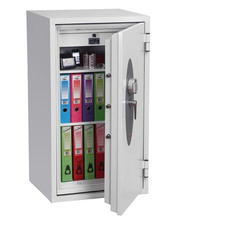 Phoenix Fire Fox SS1622E Size 2 Fire & S1 Security Safe with Electronic Lock by Phoenix, PSSS1622E