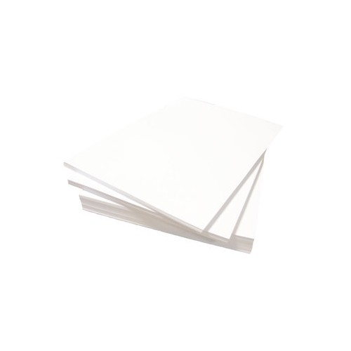 A4 160gsm White Card /Heavyweight Paper for Printers and Copiers Pack of 250 Sheets by Unbranded, PAP1973