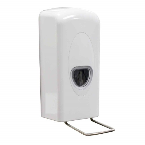 Dispenser for Liquid Hand Sanitiser, Soap or Gel Sanitizer - Wall or Stand Mounted