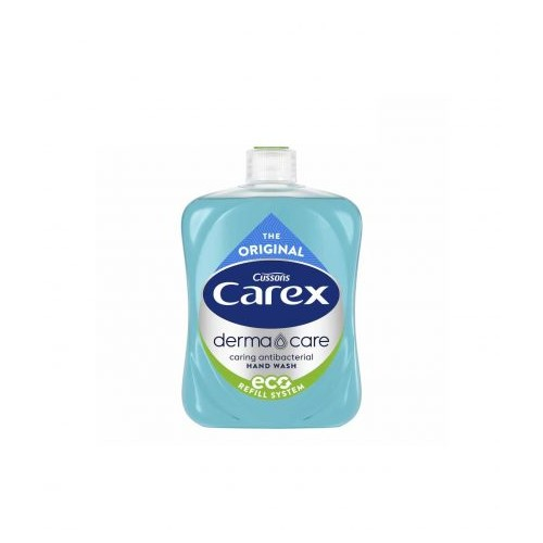 Carex Liquid Antibacterial Soap Hand Wash Soap Eco Large 500ml with CAP Lid Not Pump
