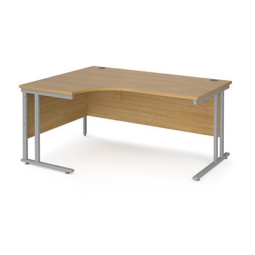 Ergonomic Corner Office Desk Selector by Dams International, DESK4