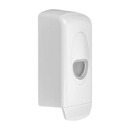 Hand Sanitiser Liquid & Gel Dispenser or Liquid Soap Free Bulk Fill (not cartridge) White