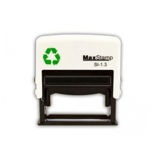 Maxum 13 Self Inking Stamp 51x12mm by , MAX130
