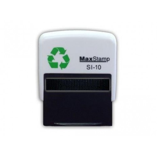 Max 1 Self Inking Stamp 36x13mm by , MAX010