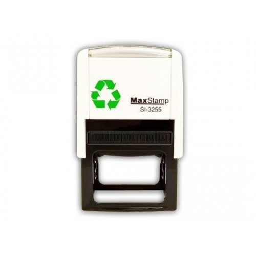 Maxum 3255 Self Inking Stamp 50x30mm by , MAX3255