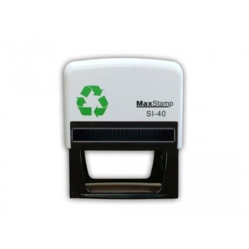 Maxum 4 Self Inking Stamps 73x35mm by , MAX040