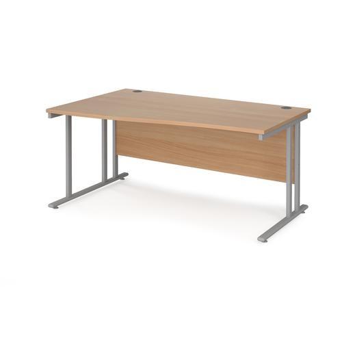 Wave Office Desk Selector by Dams International, DESK3