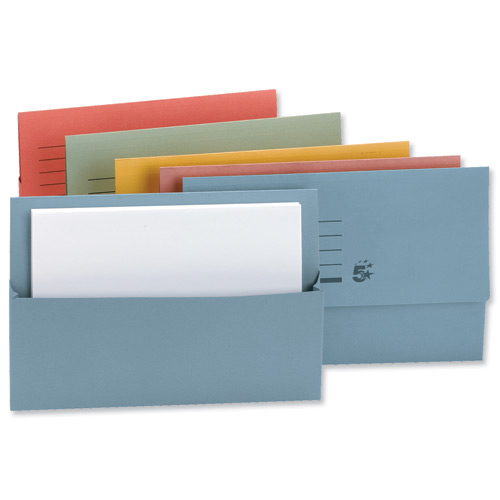 5 Star Document Wallets