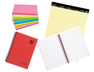 5 Star Notebooks & Pads