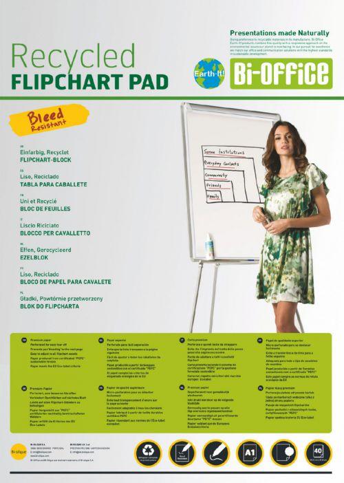ECO Friendly Flipchart & Presentation Supplies