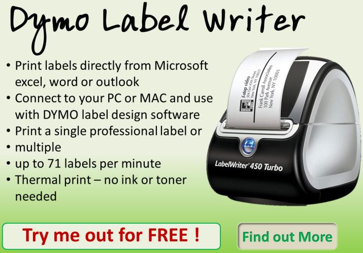 Dymo Label Writer Printer Sale