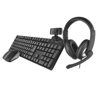 Trust Qoby 4 in 1 Home Office Set